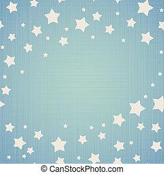 stjärna, bakgrund
