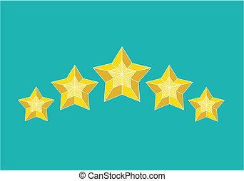 stjärna, pictogram