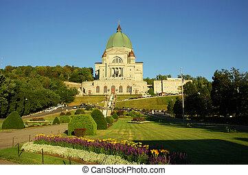 St.Joseph Oratory - St. Joseph Oratory in Montreal, Canada
