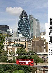 St.Mary Axe (The Gherkin)