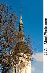 StNicholas Church. Tallin