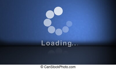Stock Animation Loading