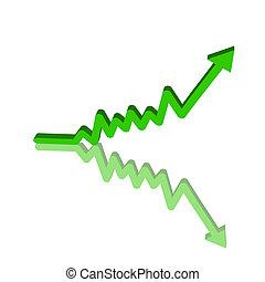 Stock Arrow
