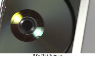 Stock Footage - DVD Player