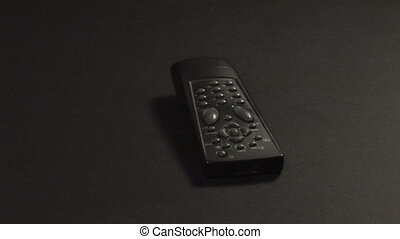 Stock Footage - Remote Control