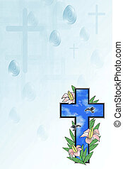 Stock Illustration of Easter Concept