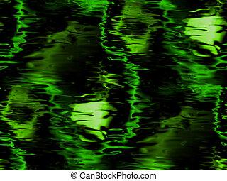Stock image of alien water texture - Unusual liquid texture...