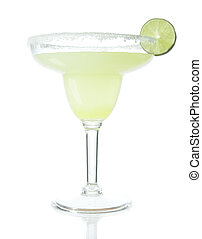Margarita - Stock image of Tequila Margarita mixed drink...
