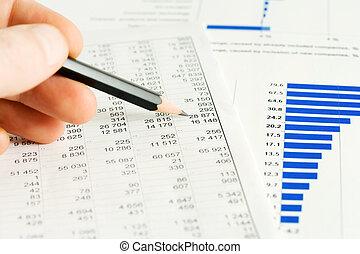 Stock index analysis