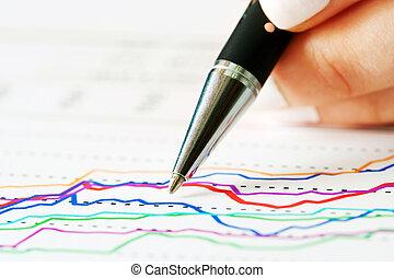 Stock index dynamics monitoring