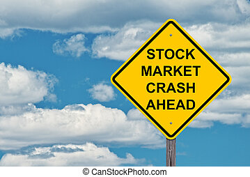 Stock Market Crash Ahead Warning Sign