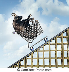 Stock Market Rise