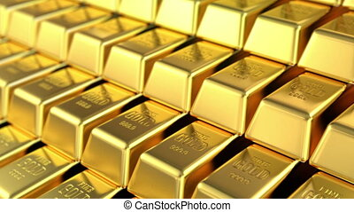 stock of gold