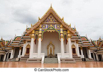 Stock Photo - Church in Temple