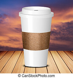 stock-photo-coffee-cup-isolated-120415975 - Hot Coffee Cup ...