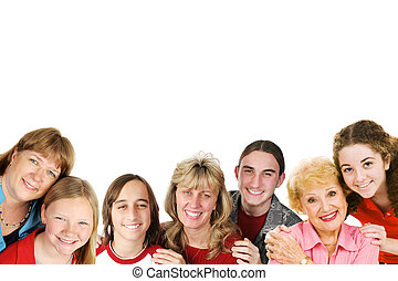 Stock Photo of Mothers Day Border