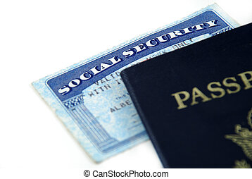 social security card - stock pictures of a social security ...