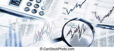 Stock Quotes with magnifier and calculator