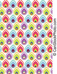Pattern - Stock Vector Illustration: Pattern