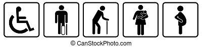 stockage, allocation places, vecteur, priorité