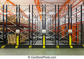 stockage, automatisé