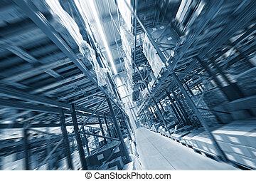 stockage, etagères