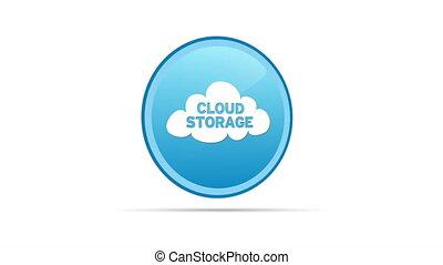 stockage, nuage