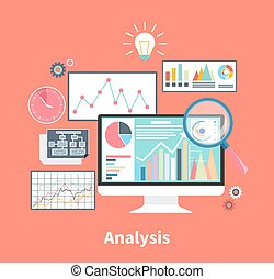 stockage, taux, moniteurs, analyse, échange