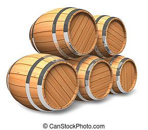 stockage, vin