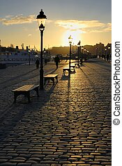 Stockholm Old Town - Old Town/Gamla Stan in Stockholm,...
