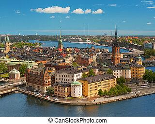 Stockholm, Old Town