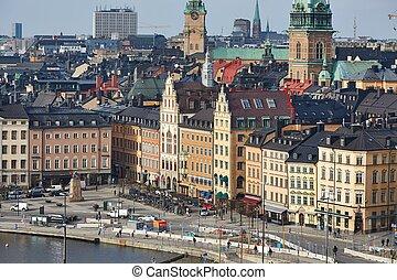Stockholm Old Town