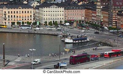 Stockholm view.