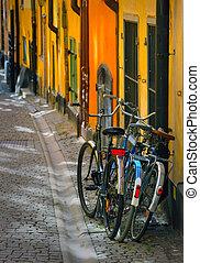 Stockholm - Sweden - Stockholms old city