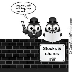 stocks, actions