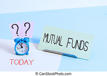 stocks., funds., scrittura, testo, programma, significato, ...