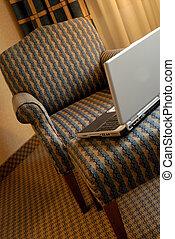 stoel, en, computer