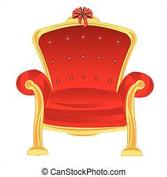stoel, gemakkelijk