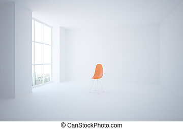 Tekening van mooi stad achtergrond kantoor moderne worm skyline csp22050641 zoek - Moderne witte kamer ...