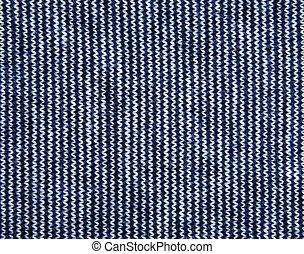 stoffa, bluejean, struttura