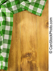 stoffa, tovagliolo, legno