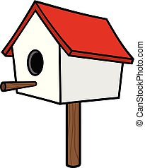 stok, birdhouse