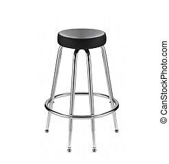 stol, hinder, isolerat