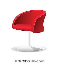 stol, komfortabel