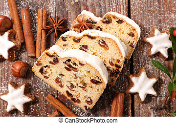 stollen fruit for christmas