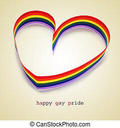 stolz, gay, glücklich