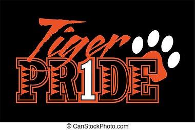 stolz, tiger