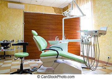 stomatological cabinet