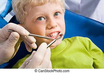 stomatologiczne leczenie