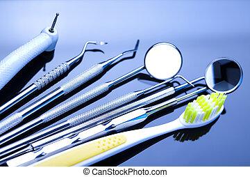 stomatology, 付属品